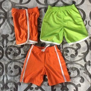 24 mos BASKETBALL SHORT Lot 3 pairs